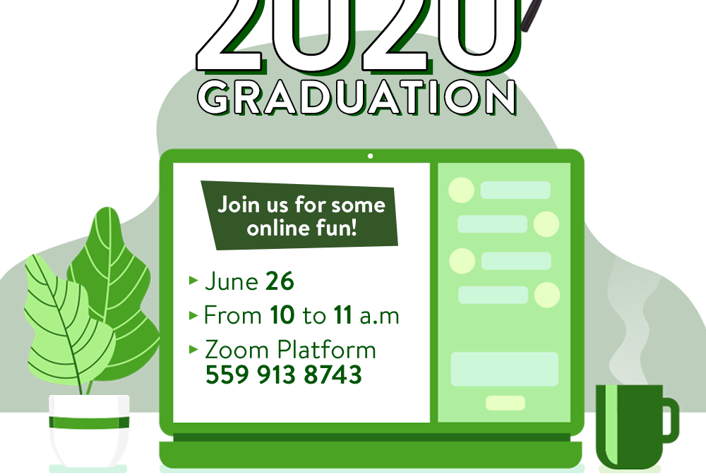 2020 Online Graduation
