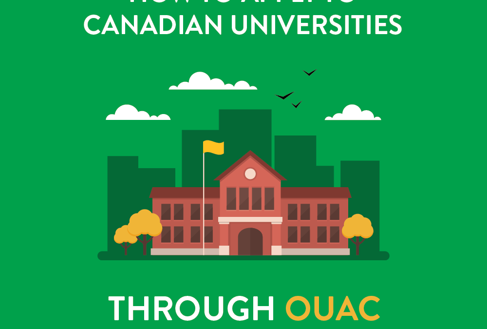 Applying to Canadian Universities